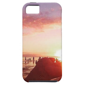 Wonderful and Incredible Sunset in the Philippines iPhone 5 Case