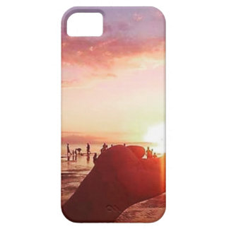 Wonderful and Incredible Sunset in the Philippines iPhone 5 Cover