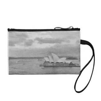 Wonderful architecture of Sydney Opera House Coin Wallets