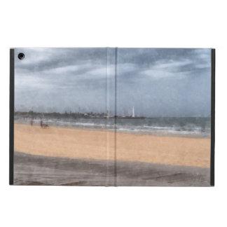 Wonderful beach iPad air cover
