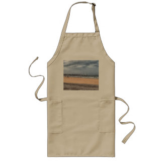 Wonderful beach long apron