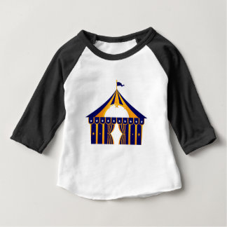 Wonderful blue Tent Baby T-Shirt