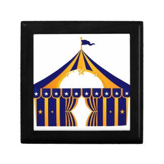 Wonderful blue Tent Gift Box