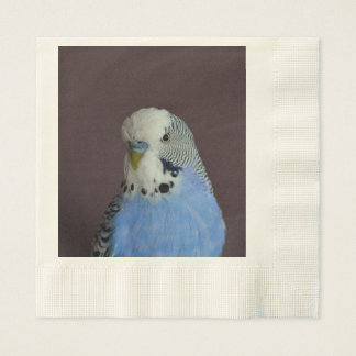Wonderful Budgie Disposable Napkins