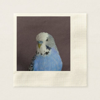 Wonderful Budgie Paper Napkin