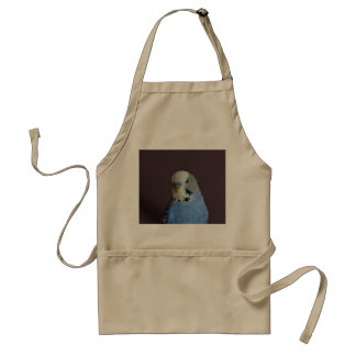 Wonderful Budgie Standard Apron
