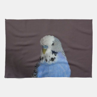 Wonderful Budgie Towels