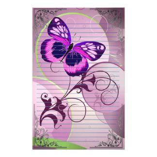 Wonderful Butterflies Stationery