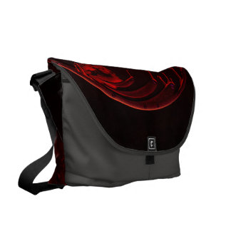 Wonderful crow messenger bags