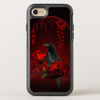 Wonderful crow OtterBox symmetry iPhone 8/7 case