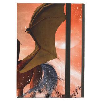 Wonderful dark unicorn iPad air cover
