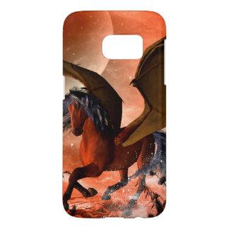 Wonderful dark unicorn samsung galaxy s7 case