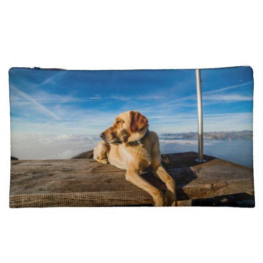 Wonderful Dog Cosmetic Bag