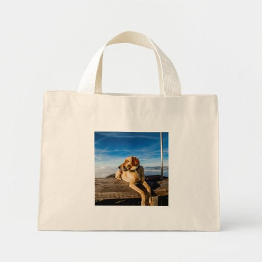 Wonderful Dog Tote Bag