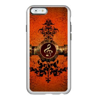Wonderful golden clef incipio feather® shine iPhone 6 case