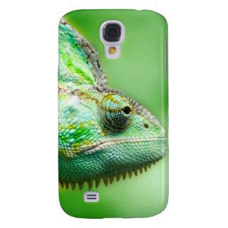 Wonderful Green Reptile Chameleon