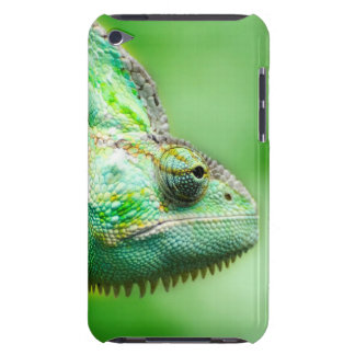 Wonderful Green Reptile Chameleon Case-Mate iPod Touch Case