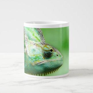 Wonderful Green Reptile Chameleon Giant Coffee Mug
