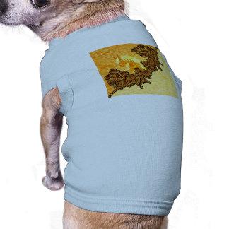 Wonderful horse dog t-shirt