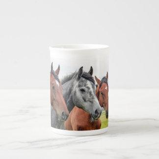 Wonderful Horses Stallion Photography Tea Cup