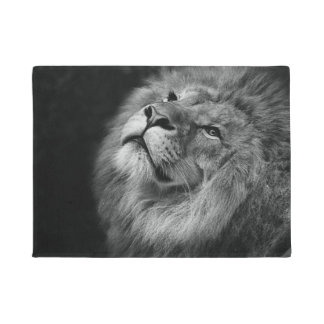Wonderful Lion Doormat