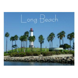 Wonderful Long Beach Postcard! Postcard