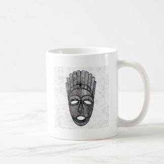 Wonderful Mask Basic White Mug