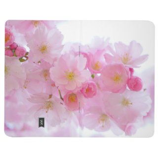 Wonderful Pink Japanese Cherry Blossom Journals