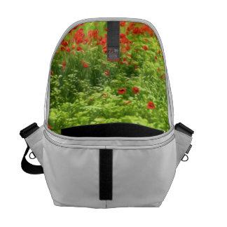 Wonderful poppy flowers V - Wundervolle Mohnblumen Commuter Bags