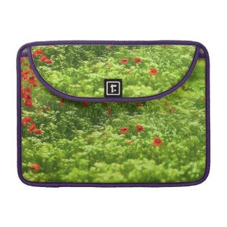 Wonderful poppy flowers V - Wundervolle Mohnblumen Sleeves For MacBooks