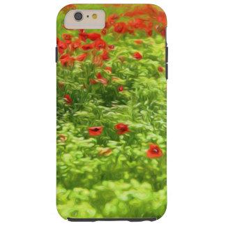 Wonderful poppy flowers V - Wundervolle Mohnblumen Tough iPhone 6 Plus Case