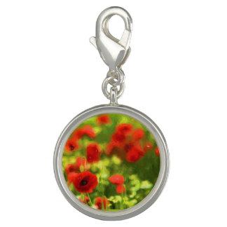 Wonderful poppy flowers VI - Wundervolle Mohnblume Photo Charm