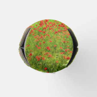 Wonderful poppy flowers VII - Wundervolle Mohnblum Bottle Cooler