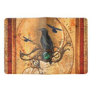 Wonderful raven extra large moleskine notebook