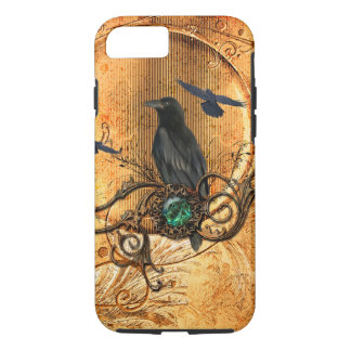 Wonderful raven iPhone 8/7 case