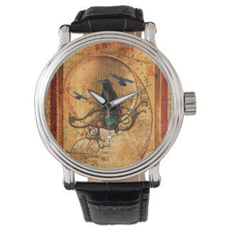 Wonderful raven watch