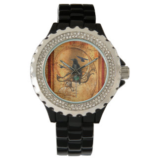 Wonderful raven watch