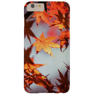 Wonderful Red Fall Autumn Leaves Maple Tree Barely There iPhone 6 Plus Case