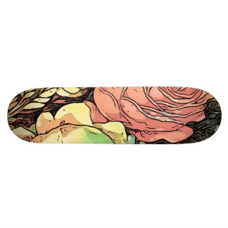 Wonderful Roses Skate Boards