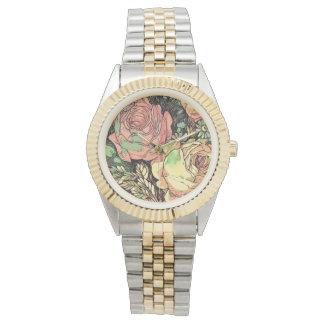 Wonderful Roses Watch