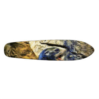 Wonderful Sea Lion Skate Board Decks