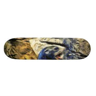 Wonderful Sea Lion Skateboard
