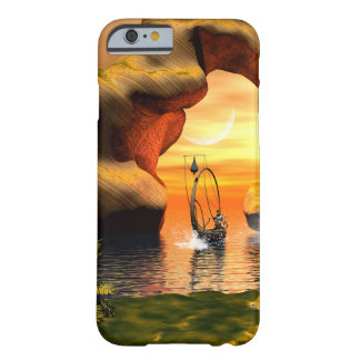 Wonderful seascape barely there iPhone 6 case