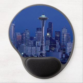 Wonderful Seattle Washington Downtown Space Needle Gel Mouse Pad