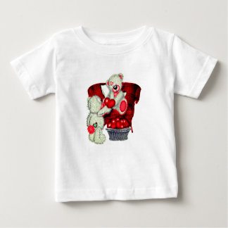 wonderful sharing bears shirt for toddler & baby