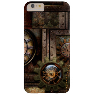 Wonderful steampunk design barely there iPhone 6 plus case