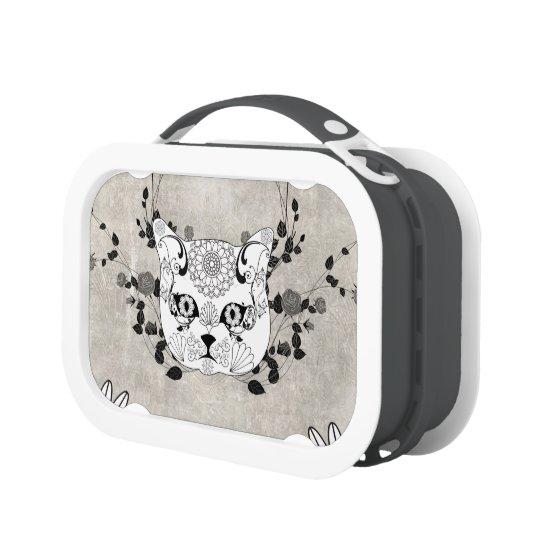 Wonderful sugar cat skull lunch boxes
