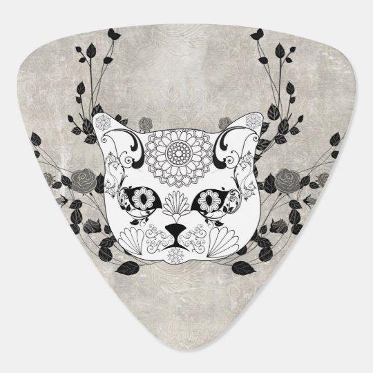 Wonderful sugar cat skull pick