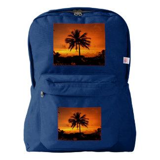 Wonderful Sunset Backpack