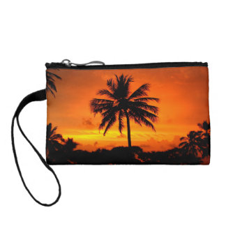 Wonderful Sunset Coin Wallets